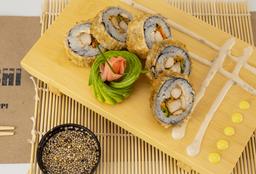 Sushi Chicken Rolls