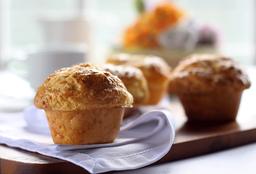 Muffin de Queso Pequeño o Grande