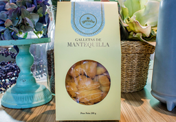 Galleta Mantequilla 200 gr