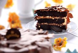 Torta Arequipe y Chocolate