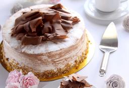 Torta Chocolate Nueces & Arequipe