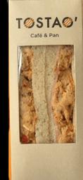 Sándwich de Pollo con Tocineta