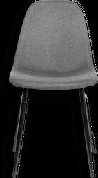Silla de Comedor Wilma Tela Gris - 1404357