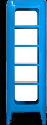 Organizador Grande Indiana Metal Azul - 52357