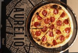 Pizza Giuseppe Peperoni Grande