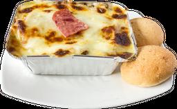Lasagna Pollo Champiñon