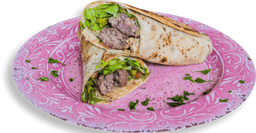 Shawarma Carne, Pollo y Kufta