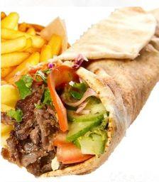 Shawarma Carne