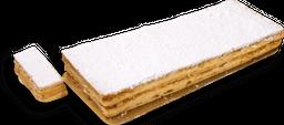 Milhoja Crema Porción