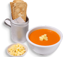 Sopa de Tomate Italiana