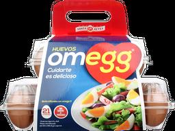 HUEVO OMEGG X 21