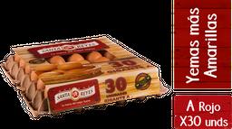Huevos Santa Reyes A 30 Unidades