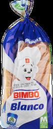 Pan blanco Bimbo x 350 Gr