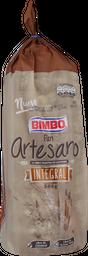 Pan Artesano Integral Bimbo Paquete X 500 Gr