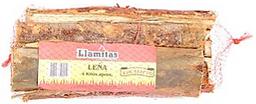 Leña Ecologica Llamitas X 1200 Gr