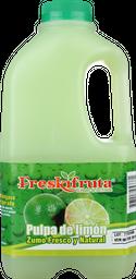 Zumo De Limon Freskifr Btll X 1 Lt
