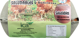 Huevos Organicos La Granja