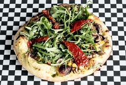Pizza del Campo (rúgula según disponibilidad)