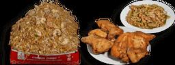 Combo Chop Suey y Pollo