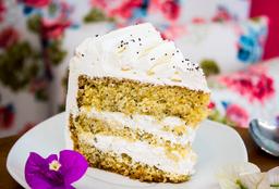 Porción Torta de Amapola