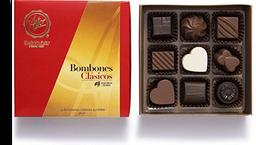 Caja Bombones Chocolate Pequeña