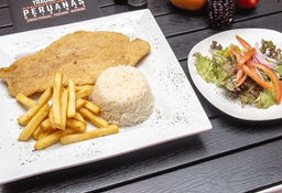 Filete de pescado blanco