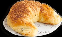 Croissant Espinaca y Feta