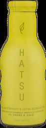 Te hatsu amarillo