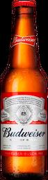 Cerveza Budweiser Botella