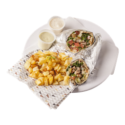 PROMO: Shawarma de pollo 30%OFF