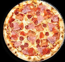Pizza personal + gaseosa personal 🍕🥤