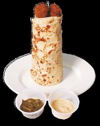 Falafel en Lafa
