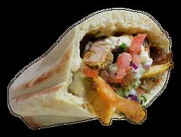 Shawarma en Pita