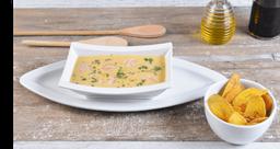 🥣 Sopa de Camarones 🦐