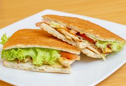 Sándwich Filete de Pechuga