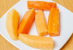 Porción de Frutas de Temporada