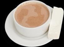 Chocolate con queso