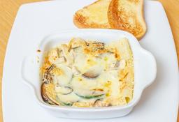 Lasagna vegetales asados