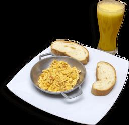 Combo Huevos Criollos