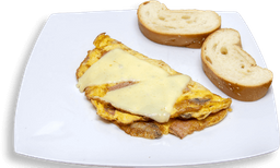 Combo Omelette Clásico