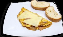 Omelette Popeye