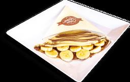 Nutella y banano
