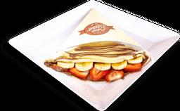 Nutella fresa y banano