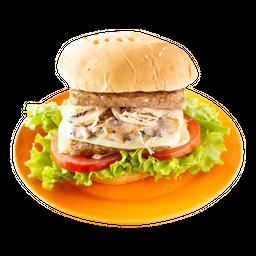 Hamburguesa Especial Doble Carne