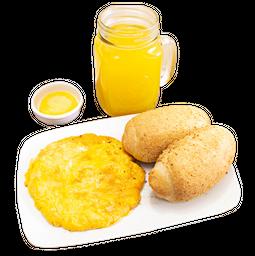 Combo Huevos