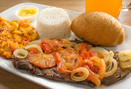 Combo Carne en Bistec