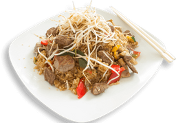 🥘Arroz Thai Carne