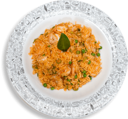 Arroz Infaltable Marinero con Camarón