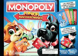 MONOPOLY JR BAN ELEC