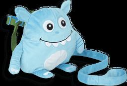 MORRALITO CON ARNES MONSTRUO BLUE